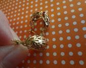 Gold Vermeil Earrings Silver Hoop Earrings Pierced 925 Sterling Little Tiny Small Hoops Gift