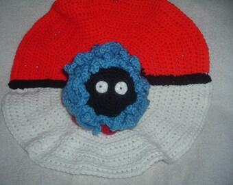 Tangela Pokemon Crochet Amigurumi