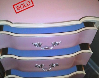 SOLD: THE LILLY Dressers