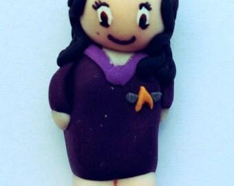 Star Trek TNG - Deanna Troi Charm