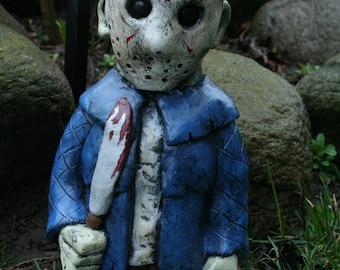 The Crystal Lake Slasher - Horror Movie Gnome