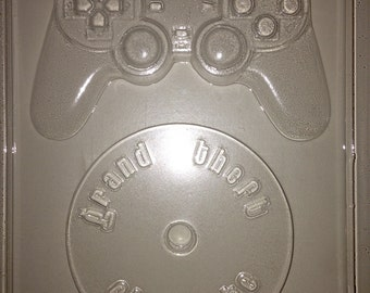 M216 - Chocolate Novelty Mold - Game Controller