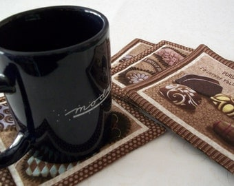 Mug Mat-Set of 4
