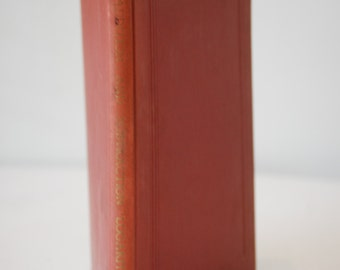 Vintage Book, Addition and Subtraction Logarithms To Seven Decimal Places