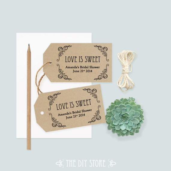 Vintage Wedding Gift Tag Templates Free : Unavailable Listing on Etsy