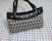 Purse Skirt - Sherlock / 221 B - Works with Thirty One Purse Skirt