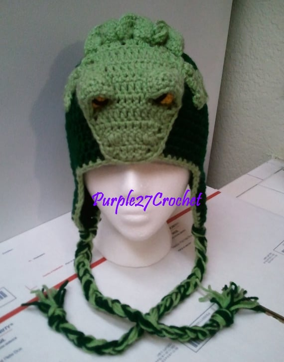 Items Similar To Crochet Crocodile Hat Alligator Hat Made To