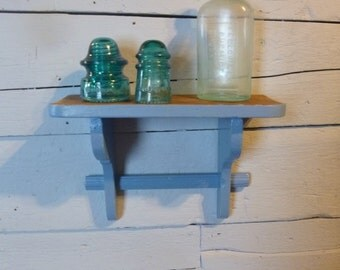 Antique Wood Shelf