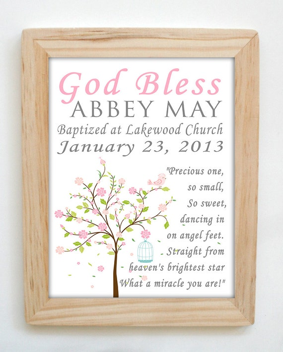 Baby Gifts For Catholic Baptism : Unavailable listing on etsy