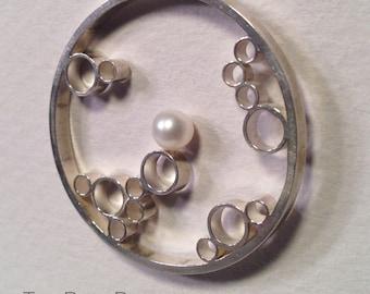 Round Bubbles Pendant