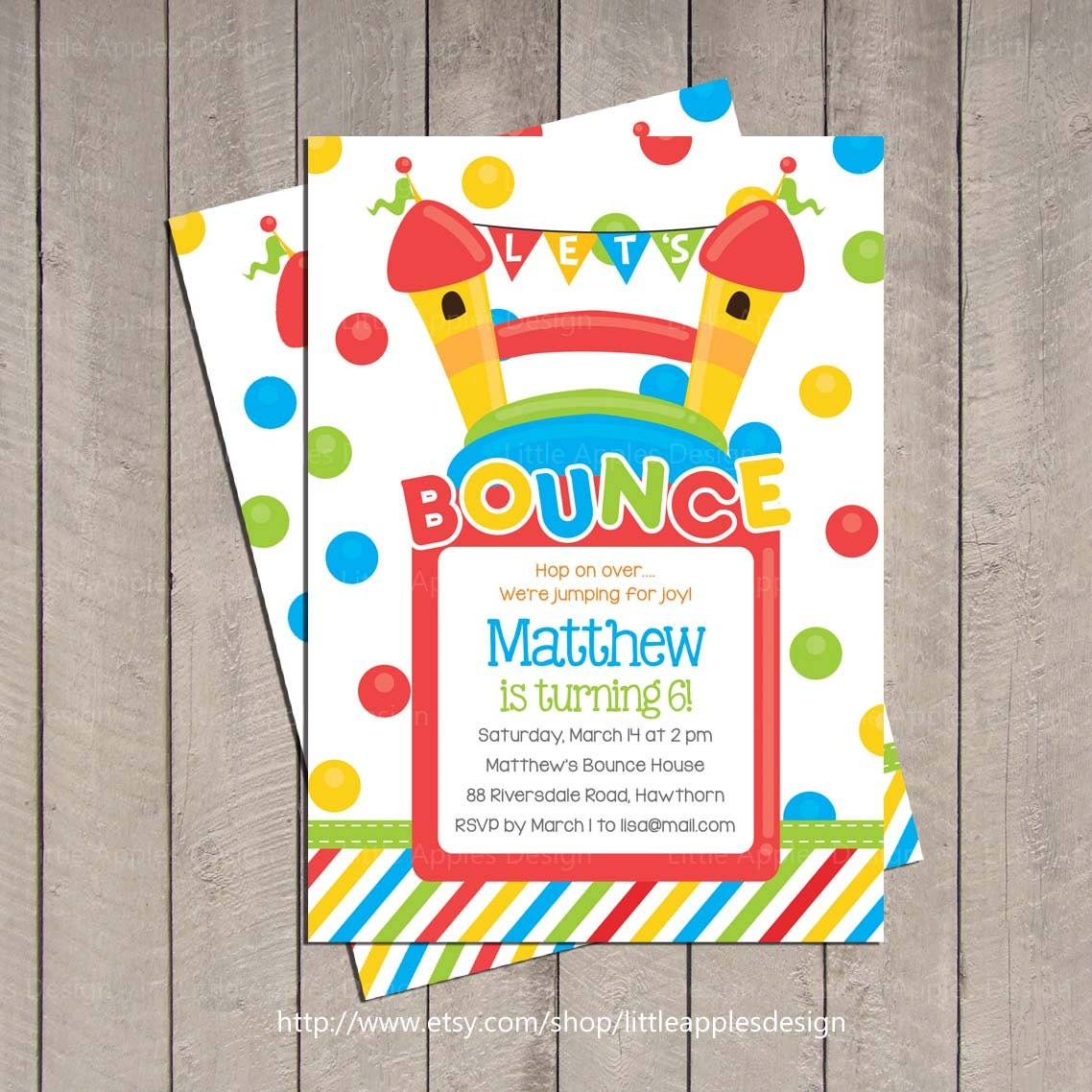 bounce house birthday invitation bounce house invitation 128270zoom