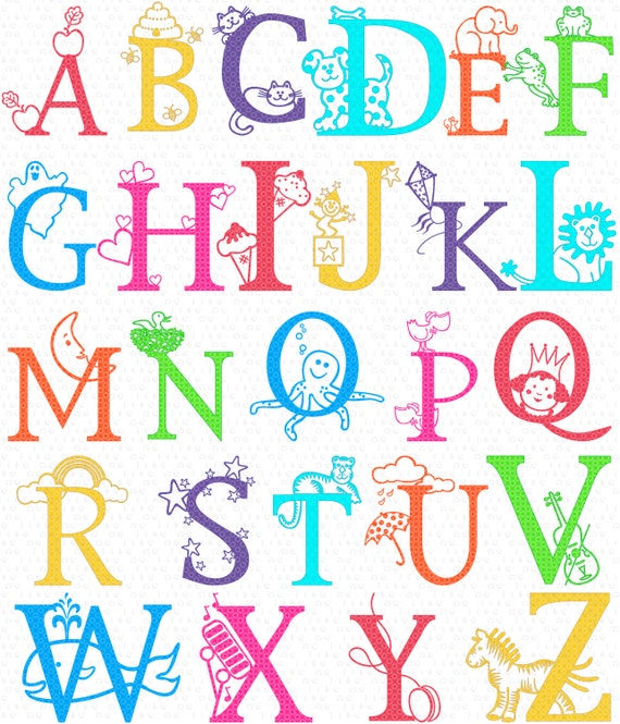 free clip art letters downloads - photo #5