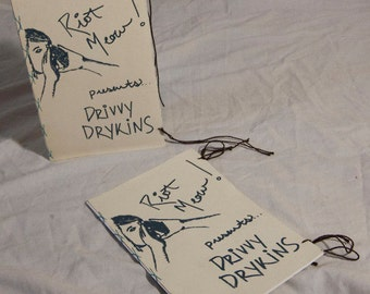 Riot Meow presents... Drivvy Drykins