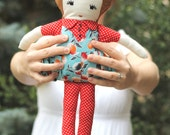 OOAK Handmade Doll - PENNY - Ready To Ship - 19 inches
