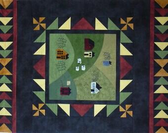 A Simple Village Pattern