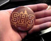 Sunnydale High Buffy The Vampire Slayer  2.25in Pinback Button