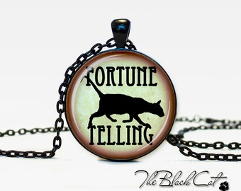 Black cat Pendant Black cat necklace Black cat jewelry