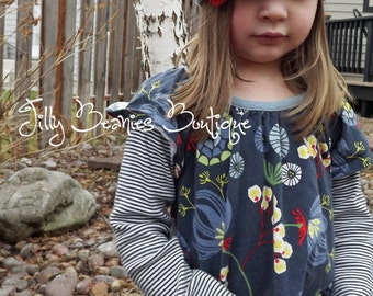 Girl Grey Flower Beanie, Crochet Hat, Girl Hats, Flower Hat, Baby Hat, Newborn Hat, Infant Hat, Women Hat, Children Hats, Kids, Photo Prop