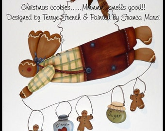 Ginger Cookies PWF available in Italian or English