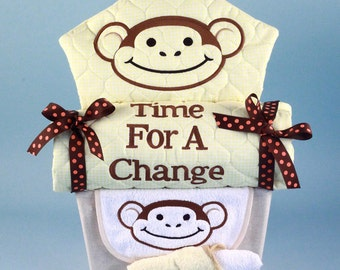 Baby Gift Basket-My Little Monkey