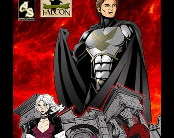 Legacy of the Falcon Issue 1/ Havoc 21 Presents Issue 3