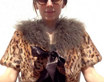 Leopard Mini Capa Paris (Animal print)