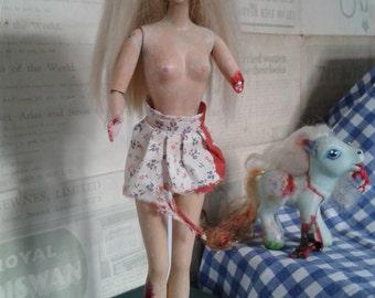 Zombie Barbie 'Tanya'