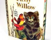 PUSSY WILLOW, Little Golden Book 314, 1951, 1st Edition, VGC, Margaret Wise Brown, Leonard Weisgard,  HardCover Vintage Children's Book