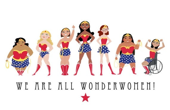 Image result for we are all wonder women