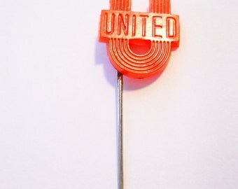 Vintage United Way Donor Pin