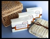 Gift Set for Man - 3 Beer Soaps & Wash Cloth, Valentines Day Gift, Men's Gift, Birthday Gift - Bath and Beauty - Husband Gift, Gift for Man