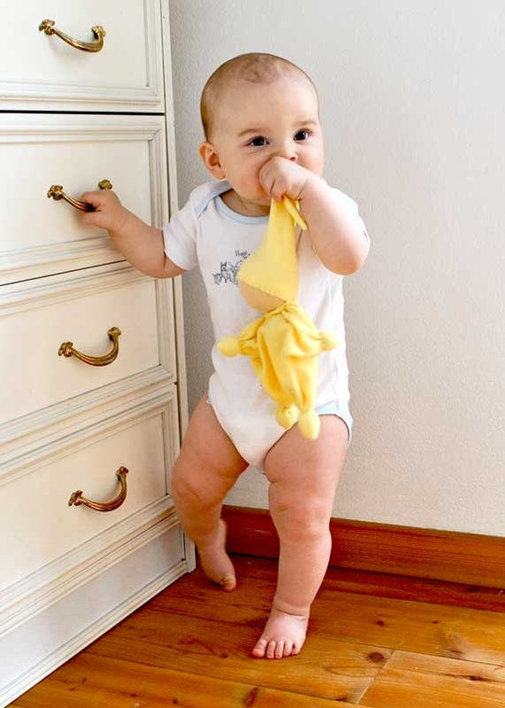 waldorf baby gnomes first Toy newbornphoto - Teething waldorf doll for baby boy toys Rattle -