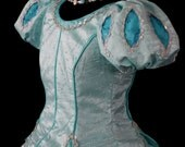 Little Mermaid Aqua Parks Costume