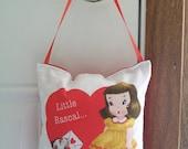 SALE - Valentines Door Hanger - Little Rascal