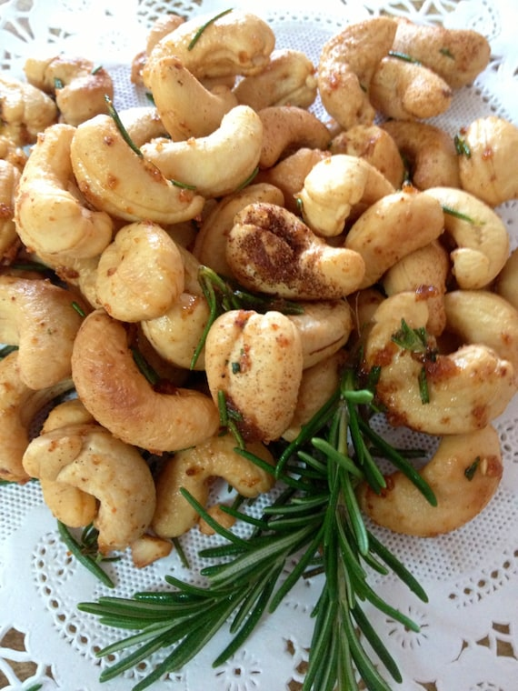 Rosemary Spice Cashews