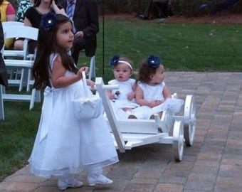 "The ""Charming""  Wedding Carriage for Children"