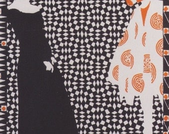 Art Nouveau Poster Home Decor by Austrian  Koloman Moser as an Illustration for a Poem in 1901