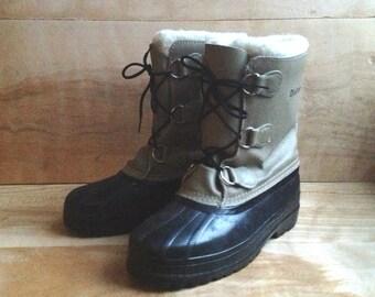Vintage LaCrosse Boots, Rain Boots, Women 5