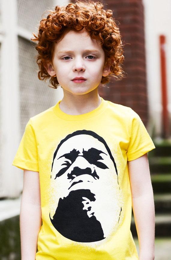 Kids Biggie Tee Shirt by Hatch For Kids