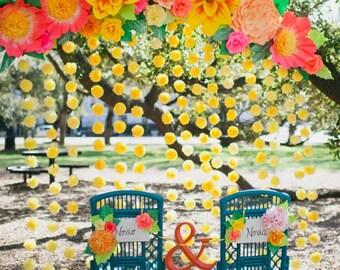 Nice diy mexican paper flowers inspiration ball gown wedding diy mexican paper flowers gallery flower decoration ideas mightylinksfo