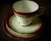 Bone China Tea Set Trio, Duchess 'Winchester' EST 1888