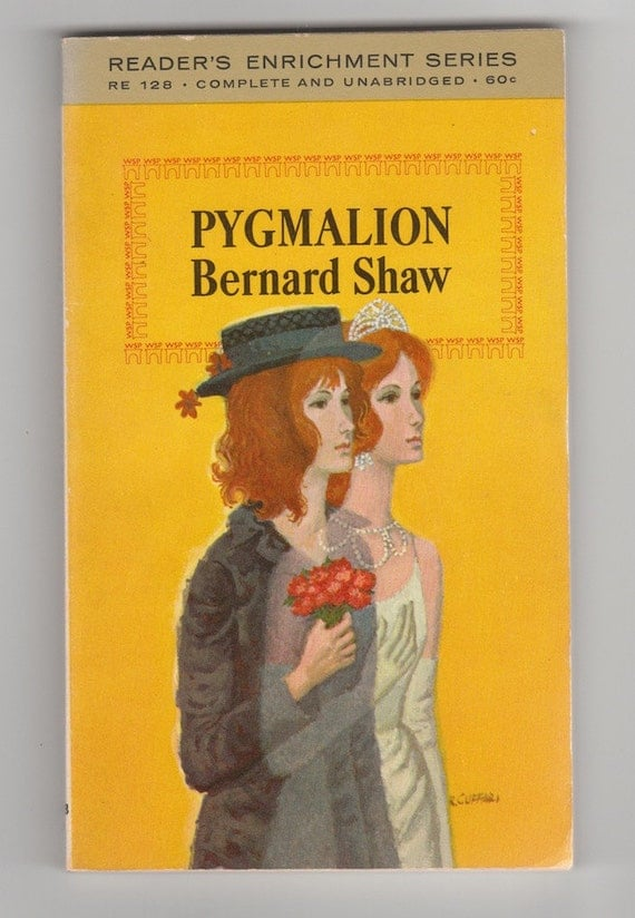 pygmalion by george shaw essay In the play pygmalion by george shaw, eliza experiences a type of transformation before eliza first encountered mr higgins, she was a dirty, improper, poor young girl.
