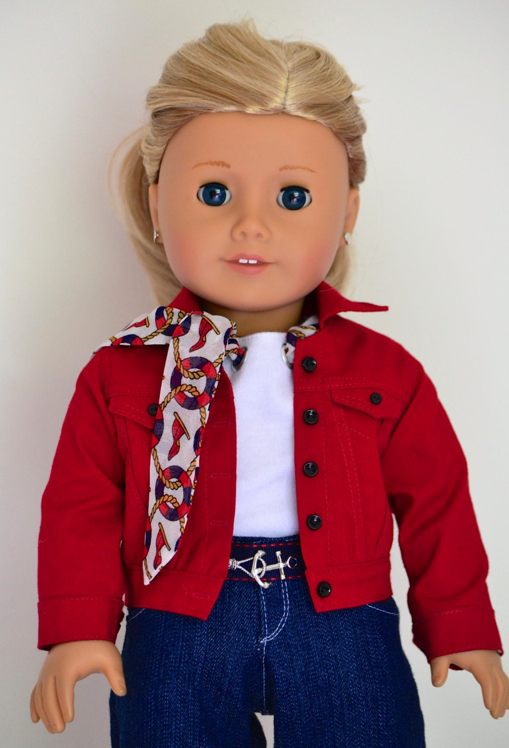 18 Inch American Girl Doll Clothing Traditional Fit Jeans