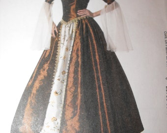 Victorian Corset Party Dress