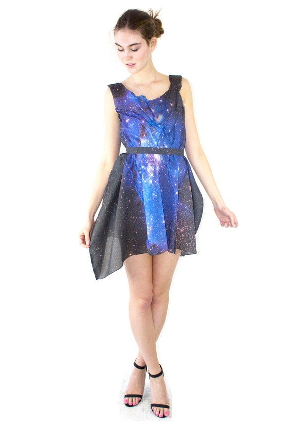 SAMPLE SALE. Galaxy Dress