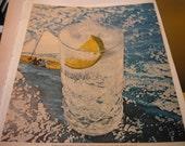Vintage Ad - Puerto Rican Rum from 1960s - Original ad
