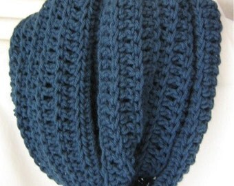 "Infinity scarf - 7 colors - 8"" x 60"""
