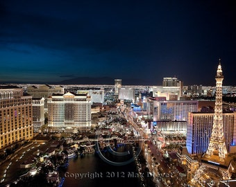 Las Vegas Photography, Las Vegas Art, Las Vegas Print, Poker Art, Las Vegas Strip Photo