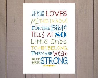 Matthew 19 14 Etsy