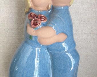 Jie Sweden Sculpture - Kramen by Edit Risberg  - The Hug
